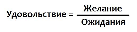 Формула удовольствия