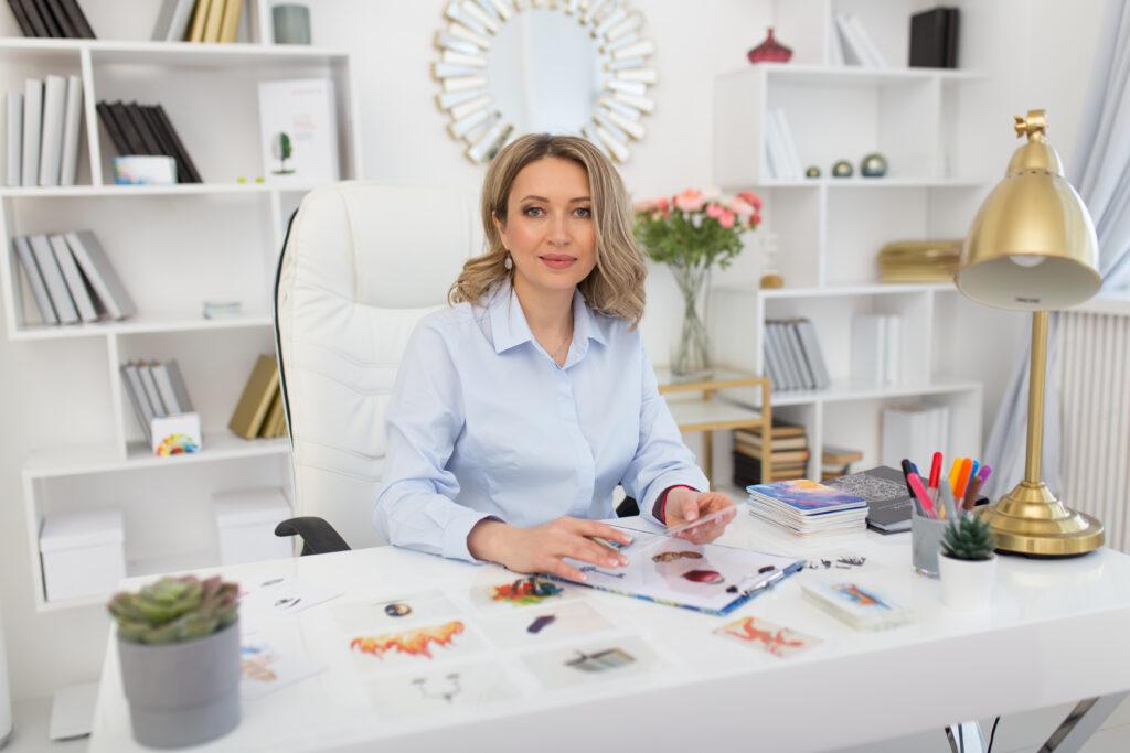 Аида Саюшкина: психолог, индивидуальная работа