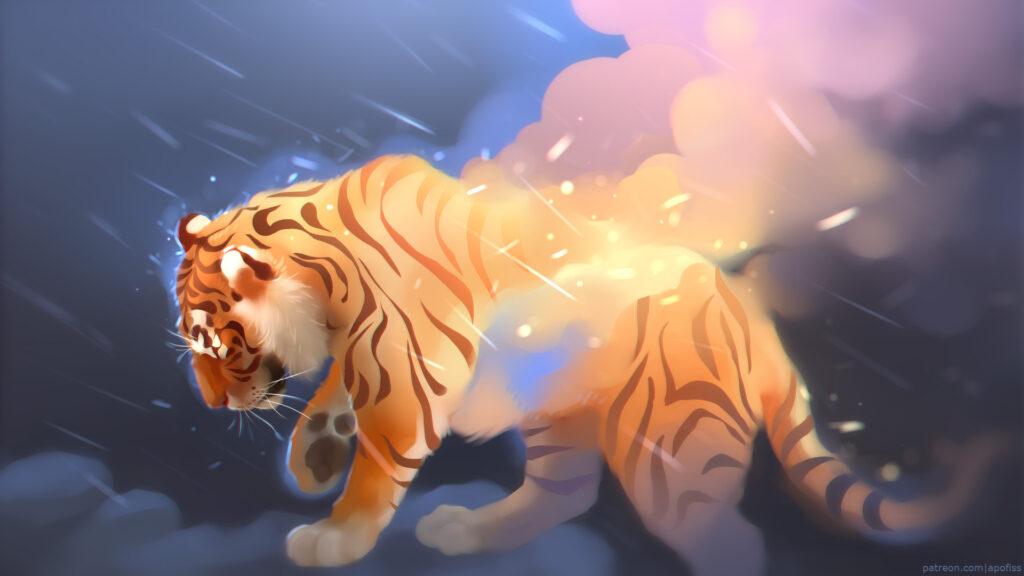Сказка про тигренка, который нашел себя
